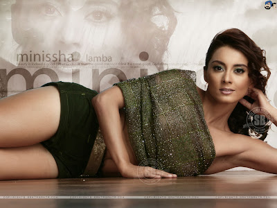 Minissha Lamba Hot Photo