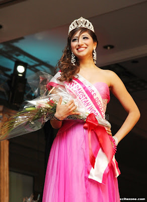 Miss Pakistan World 2010 Annie Rupani
