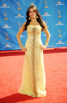 Beauties In 62nd Annual Prime Time Emmy Awards