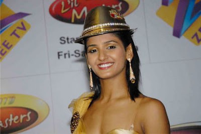 Shakti Mohan-Best Dancing Star of India