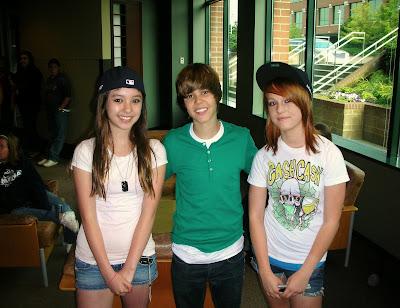Justin Bieber, Canadian pop singer