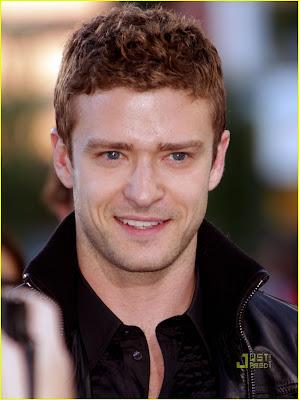 Justin Timberlake,American pop singer