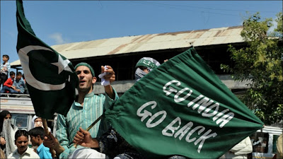 kashmir is burning on the Fire of rebellion
