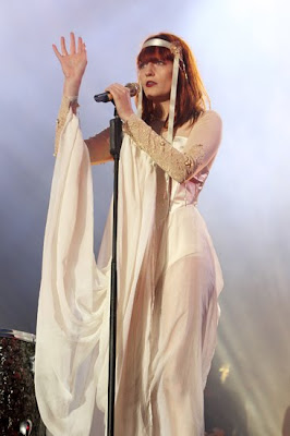 Florence and The Machine MTV VMAs 2010 Video