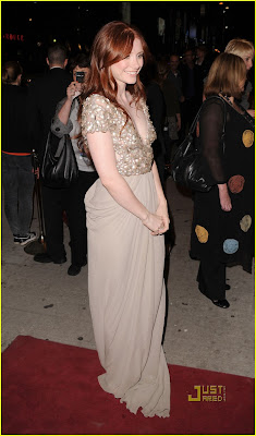 Bryce Dallas Howard Hereafter Movie Premiere in Toronto