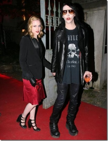 Marilyn Manson Photo and Wiki