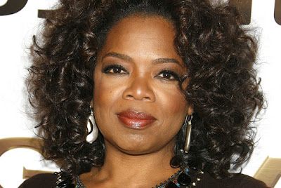 Oprah Winfrey, American television host actor, producer