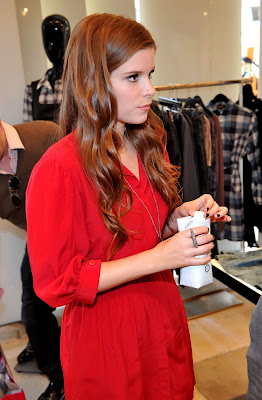 Kate Mara at Variety Studio, Holt Renfrew during 35th TIFF in Toronto HQ Pictures