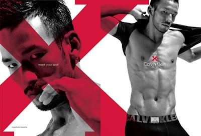 Mehcad Brooks Calvin Klein X Underwear Ads Pics