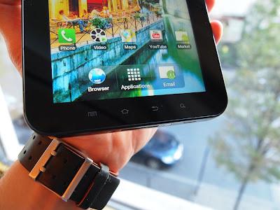 Samsung Galaxy Tab Pics