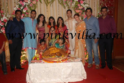 Shrima Rai Baby Shower Ceremony Pics