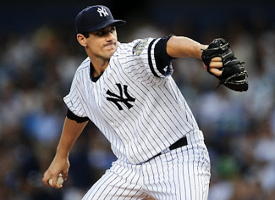 Carl Pavano, Baseball Player