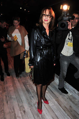Sonia Rykiel Show During Paris Fashion Week Summer 2011
