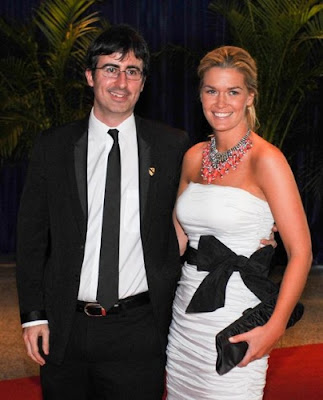 John Oliver Girlfriend Kate Norley Photos