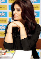 Twinkle visit Stunning at Launches People Magazine's Latest Images