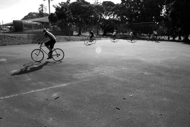 Brisbane Bike Polo