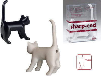 Top 10 Weirdest Gift - Cat Pencil Sharpener