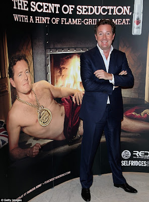 Piers Morgan, the Britain's Got Talent judge