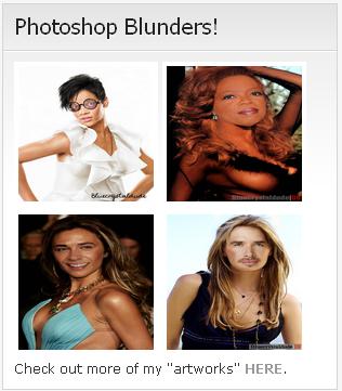 Photoshop Blunders