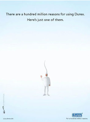 Condom Advertisement 42