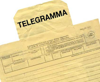 Qual' il numero per fare un telegramma?