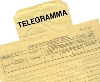 Qual'è il numero per fare un telegramma?