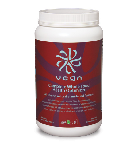 Vega Whole Food Optimizer