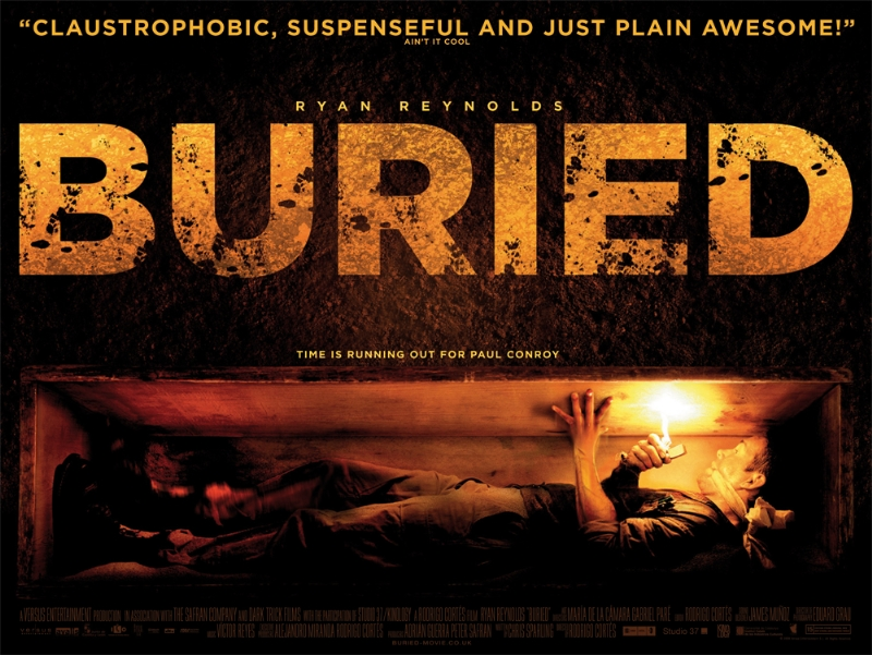 the spooky vegan tonights viewing buried 2010