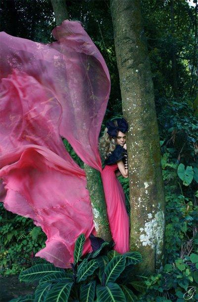 [Avant+Garde_1_Pink+dress+lady+in+woods.jpg]