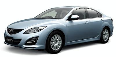 Mazda 6,Atenza