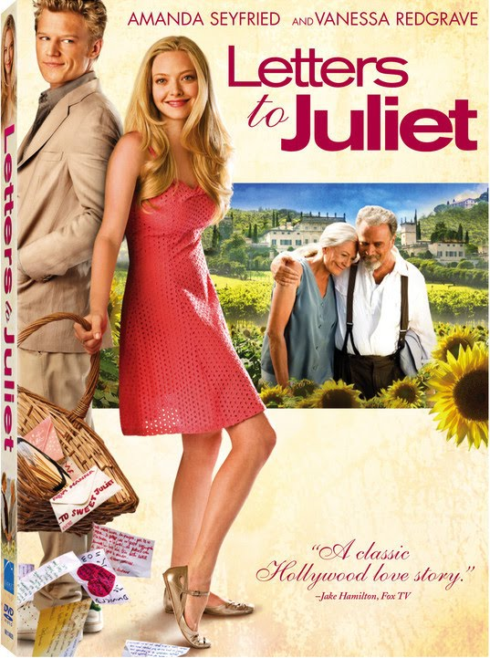 letters to god movie poster. Letters To Juliet VS Leap Year