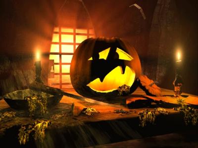 Free Halloween Desktop