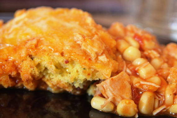 Cooking with the Christensen's: Chicken and Corn Pie