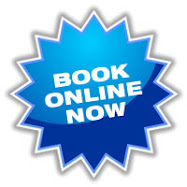 BOOK YOUR APPOINTMENT ONLINE! real time 24/7
