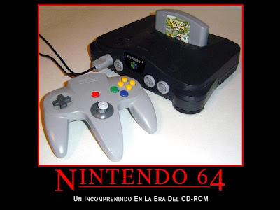 jugar juego nintendo 64: