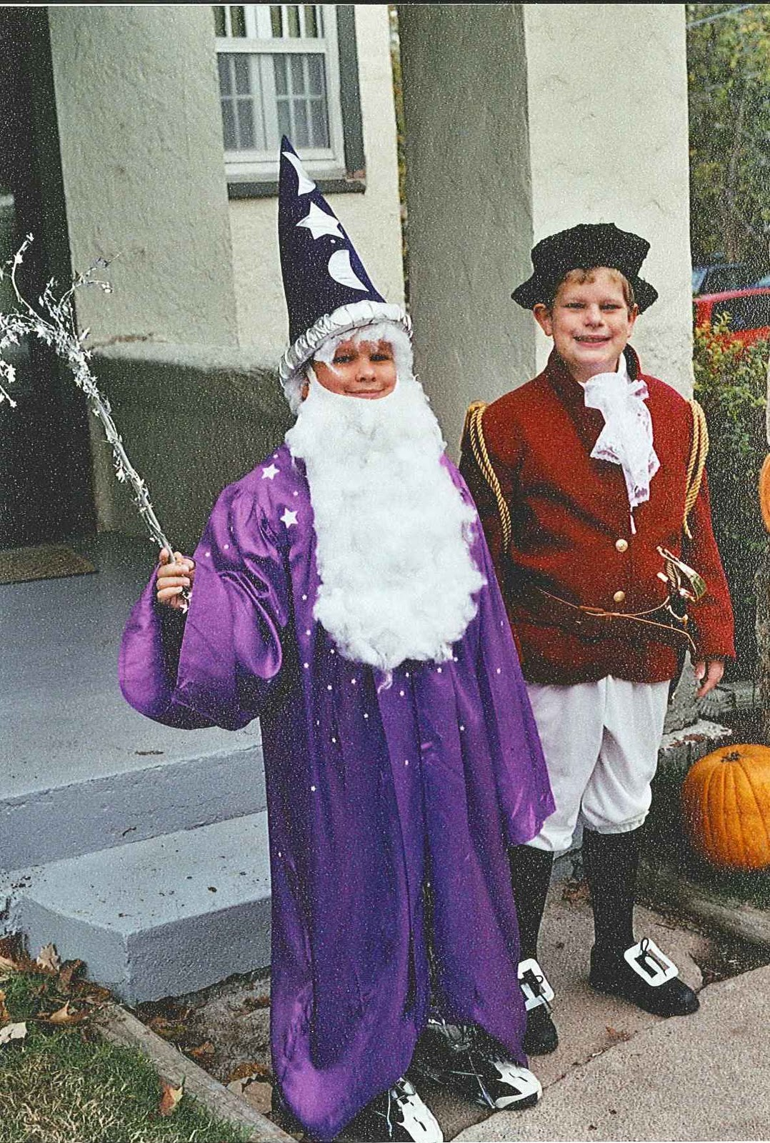 Empty Nest Feathers: Hipppety Hop to Halloween