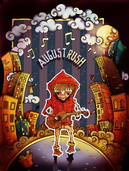 august rush illustration