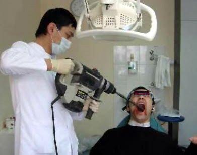reasons people hate dentists