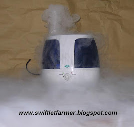 Ultrasonic Mist Maker (Humidifier)