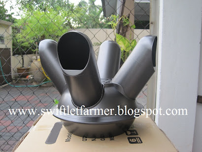 "Humidifier Top Cover "" Horn Hat"""