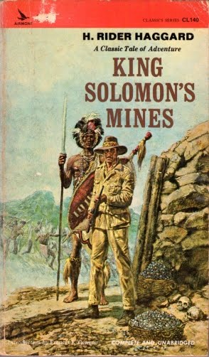 king solomons mines King solomon's mines alan quatermain to lead a small rescue party to search for her father who abandoned her to find the fabled diamond mines of king soloman color black & white director robert stevenson identifier king_solomans_mine.