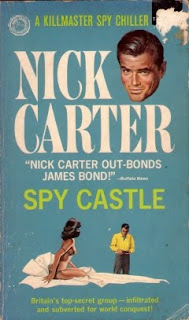 Spy Castle Nick Carter