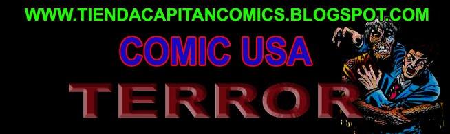 COMIC USA TERROR