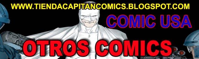 OTROS COMICS USA