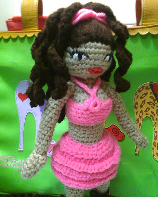 How to Crochet Doll.