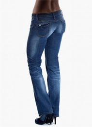 jeans push up Salsa Jeans