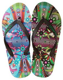 chanclas Custo Barcelona