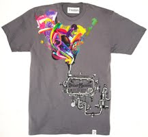 camiseta Imaginary foundation