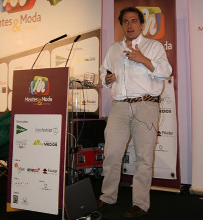 venta de moda en Internet Diego de Vicente Director General moddoGroup