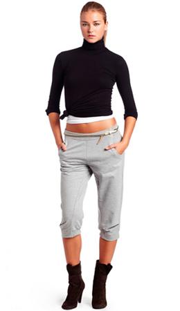 Heidi Klum colección deportiva for New Balance